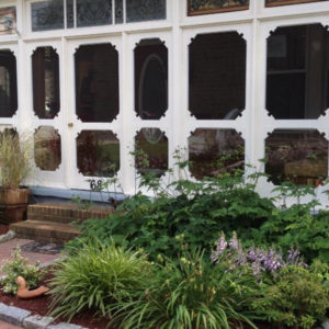 Decorative Porch Enclosure Project By Victoriana East