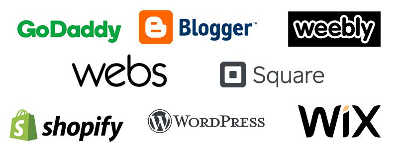 webhosts collage