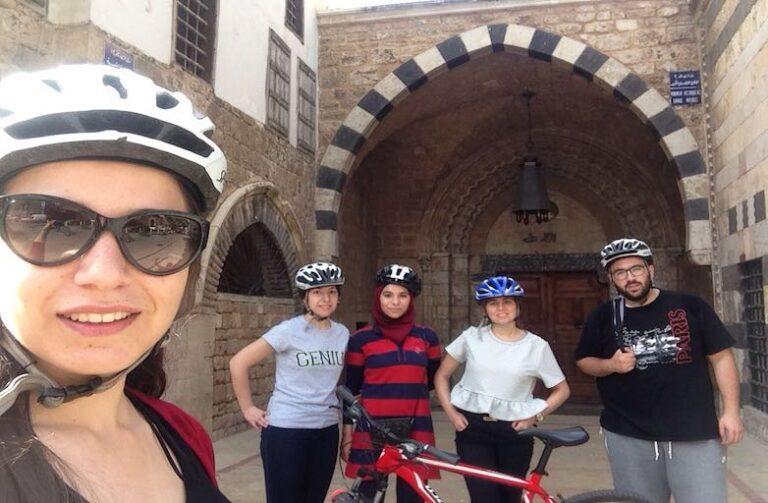 Cycling Around Tripoli