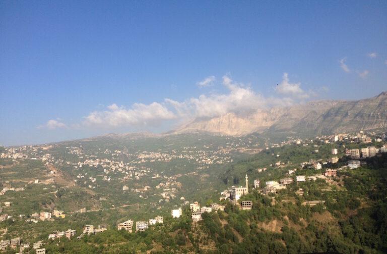 Escape in Lebanon