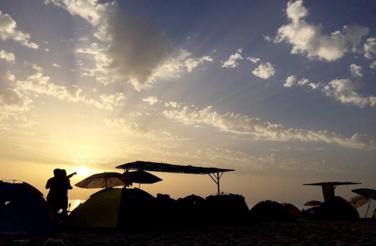 Lebanese Beach Party