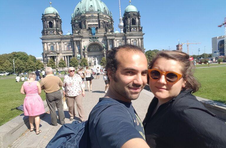 My Birthday in Berlin