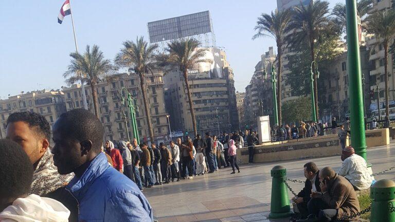 Visiting the Dreaded Mogamma in Tahrir