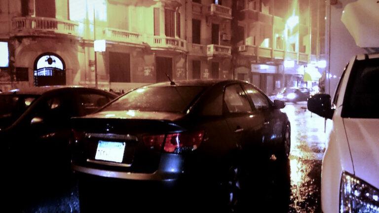 Winter in Alexandria