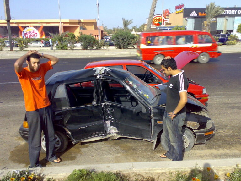 A Car Accident