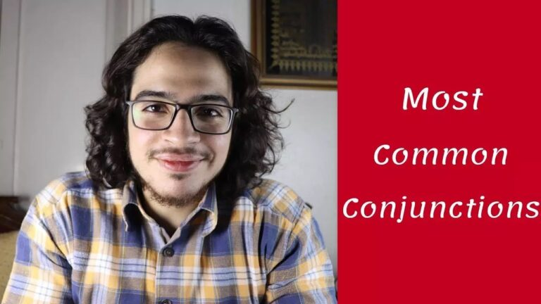 16 of the Most Common Conjunctions in Egyptian Arabic
