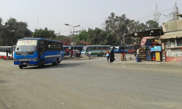 Getting Around in Cairo: Buses
