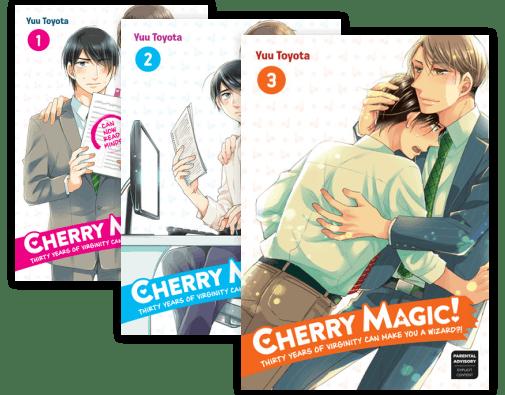 Character Analysis: Kurosawa & Adachi in Cherry Magic! 30 years of Virginity Can Make You a Wizard?! by Yuu Toyota