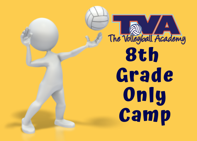 8th Grade Only Camp