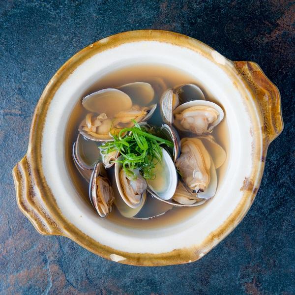 Asari Clam Soup