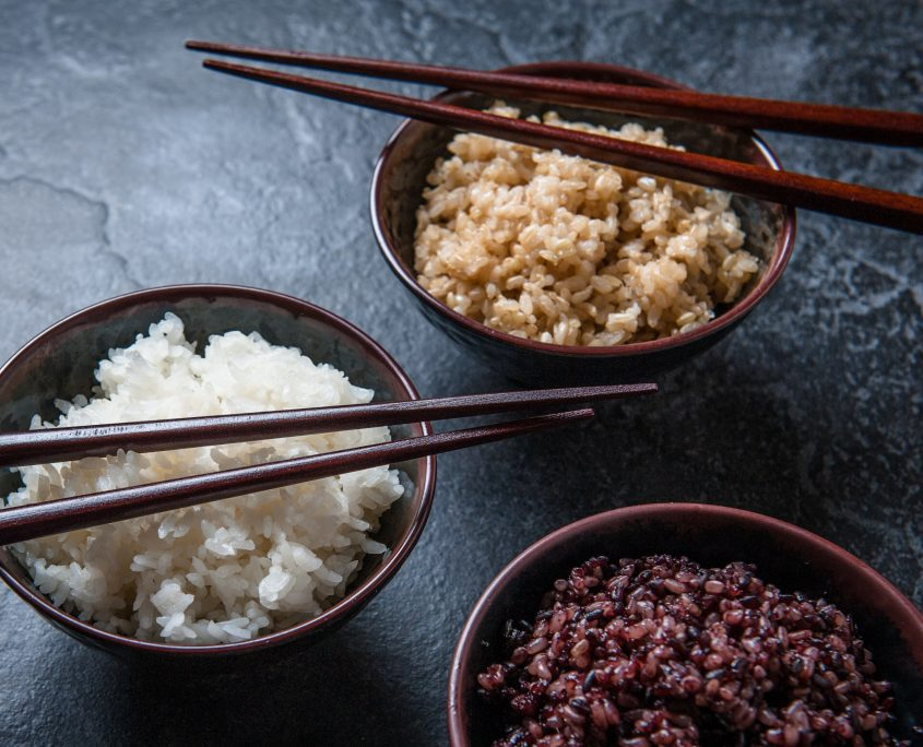 Osaka steamed rice