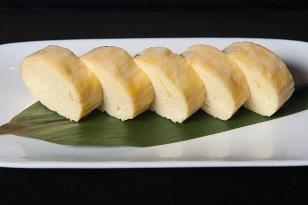 tamagoyaki egg omelette Japanese breakfast food