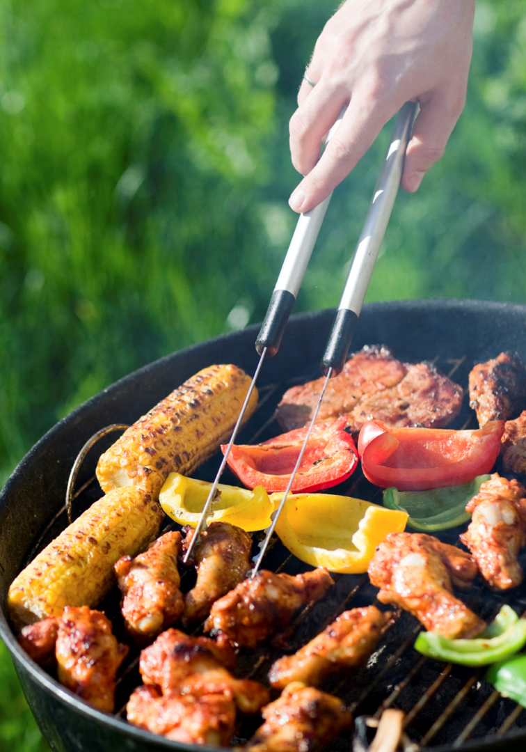 Outdoor-Living-Grill-BBQ-Food-Cooking-Cookout