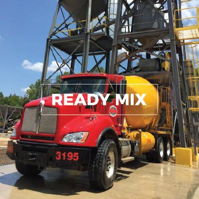 Ready Mix Concrete Jackson Vicksburg Oxford Tupelo Meridian Starkville Natchez Greenville Hattiesburg Mississippi