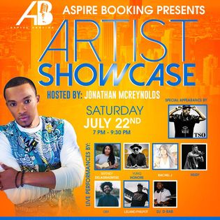 Aspire Booking Event