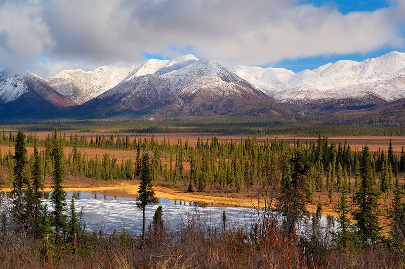 Halfway to Everywhere in Alaska