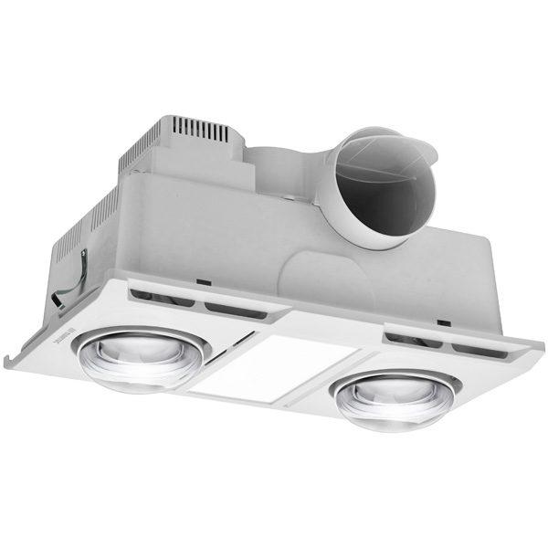 3-in-1 Exhaust Heat Light