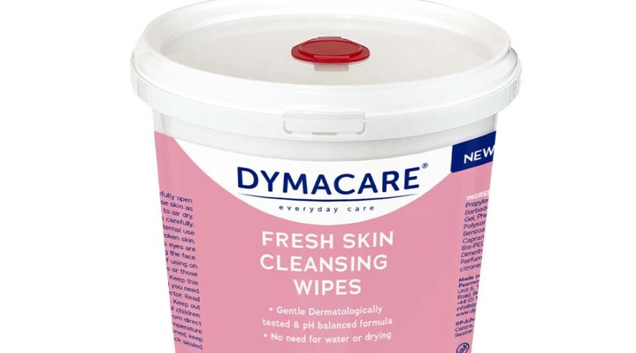 Dymacare® Economy Fresh Skin Cleansing Wipes 225's