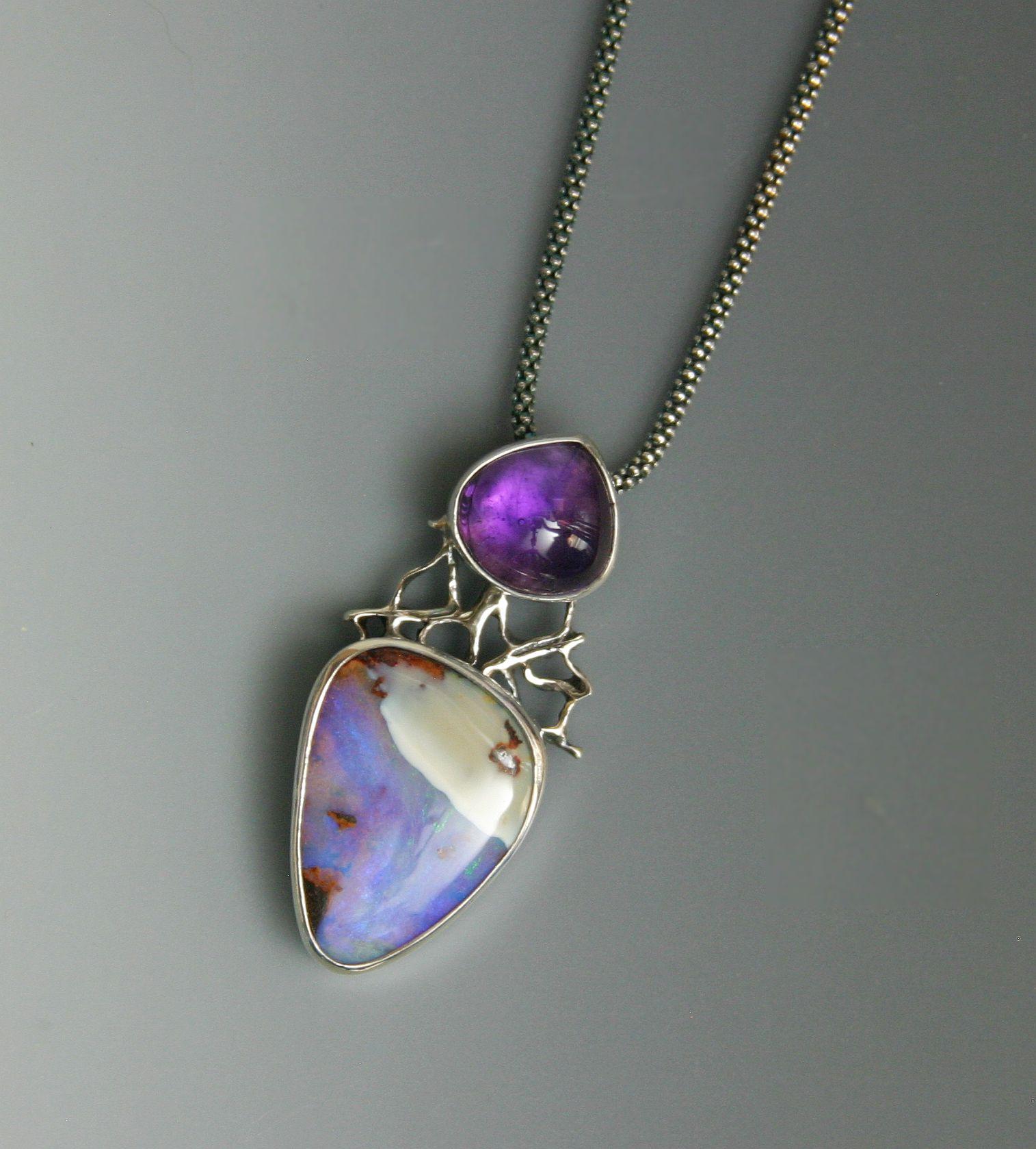 opal amethyst