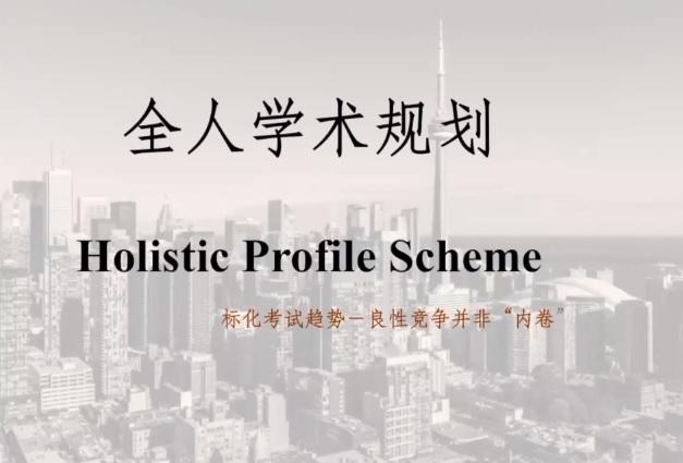 Holistic Profile Scheme