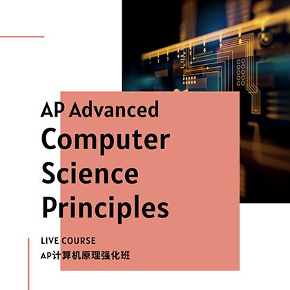 AP Advanced Computer Science Principles Course