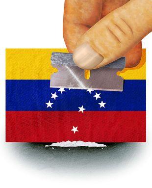 Venezuela razor