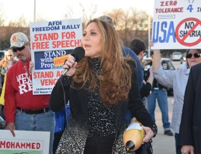 Pamela Geller: Muslims Trying to Restrict Free Speech in Texas