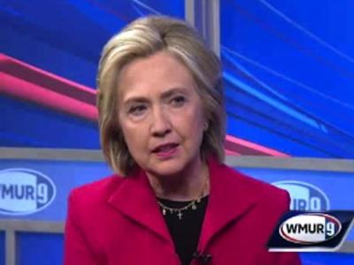 Hillary: 'Clinton Cash' Full of Wild Inaccurate Allegations, a Partisan Axe