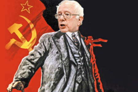 NY Post Brands Democrat Bernie Sanders 'Diehard Communist'
