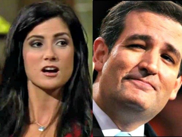 National Review's Conservative 'Thought Leader' Dana Loesch Endorses Ted Cruz