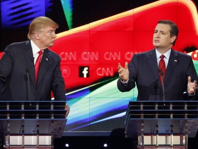 Trump vs. Cruz: Wrecking the Establishment vs. Standing with Conservatism