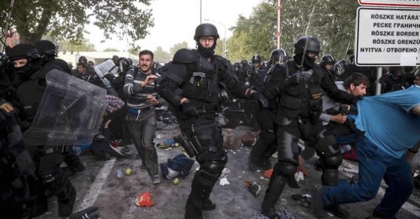 Hungary Calls Referendum On Refugee Quotas: