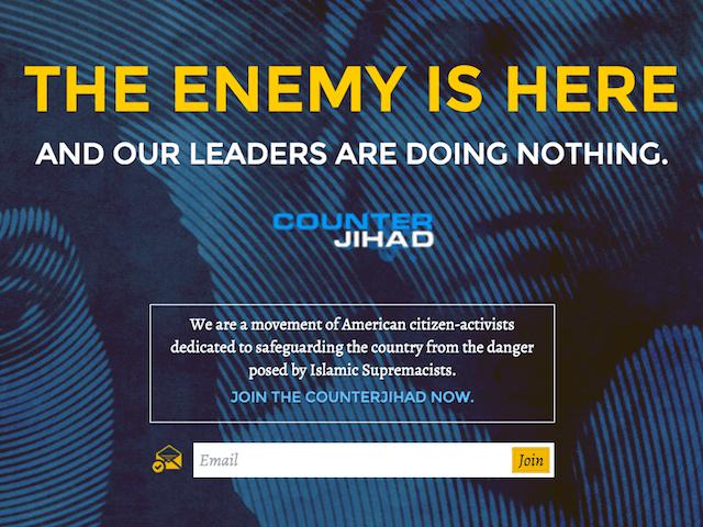 Introducing CounterJihad, CAIR's Worst Nightmare