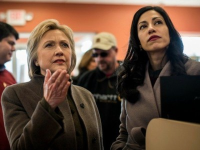 Hillary Clinton's History: How Huma Abedin Went from Intern to Top Adviser