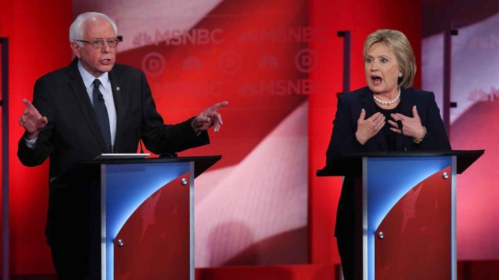 Bernie Sanders Beats Hillary in a Lying Contest