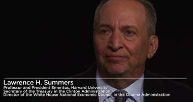 """Globalist Insider Larry Summers: """"Trump Is a Serious Threat to American Democracy"""""""