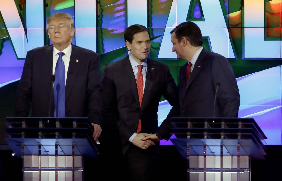 President Rubio is Not Going to Happen. Vice President Rubio Can and Should.