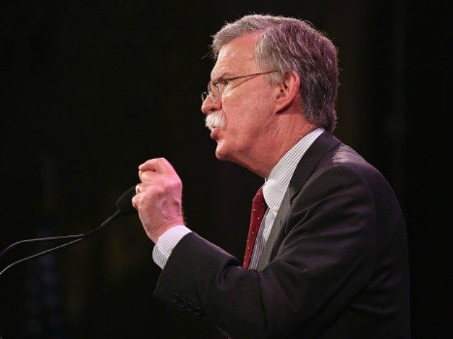 John Bolton: Open Borders 'Destroying' The American 'Experiment'