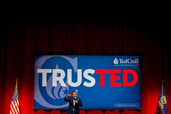 Former Bush Finance Team Members Join Ted Cruz