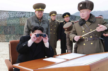 Kim Jong Un orders North Korea to ready its nuclear weapons