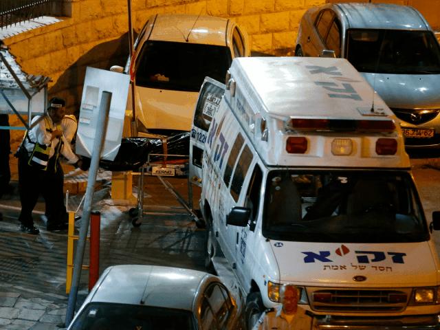 EXCLUSIVE: Joe Biden's Security Beefed Up As Veep Half a Mile from Jaffa Terrorist Stabbing Rampage; U.S. Tourist Killed