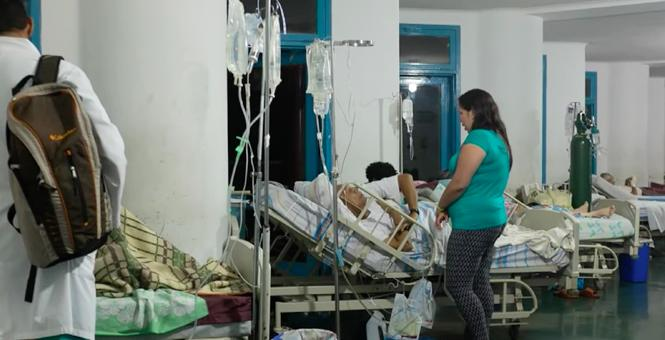 Horror: Socialism Brings Lack Of Medical Supplies And Dying Babies To Venezuelan Hospitals