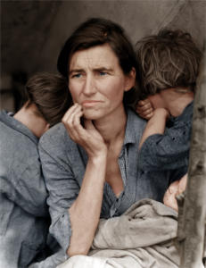 Dorothea-Lange-Migrant-Mother-1936