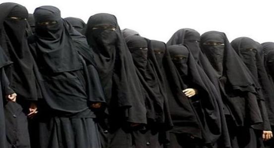 female-ISIS-members