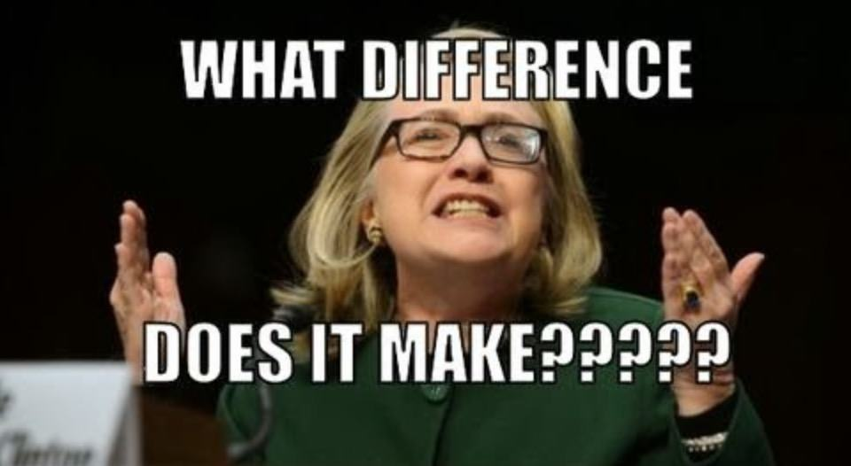 Just How Shady is Hillary Clinton? This Shady...