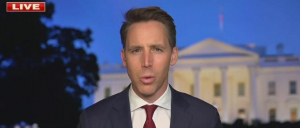 'It's About Contempt For Voters': Josh Hawley Criticizes Democrats' Plans To Pack The Courts, Eliminate Filibuster