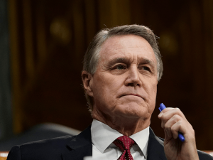 Perdue: 'Who Would Believe That You Could Spend a Half-a-Billion Dollars in Two Senate Seats in One State?'