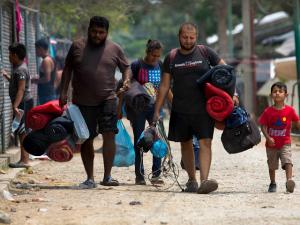 Joe Biden's Deputies Urge Intending Foreign Migrants to Be Patient
