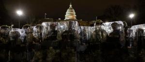 New York Gov. Cuomo Sending State National Guard To DC