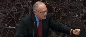 'This Is Political Theater': Alan Dershowitz Refuses To Defend Trump In Senate Impeachment Trial After Representing Him In First One